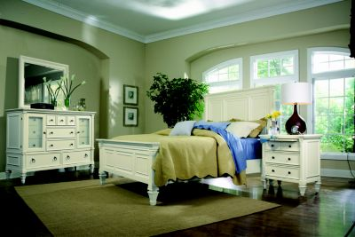 Magnussen Ashby 4-Piece Queen Bedroom Set