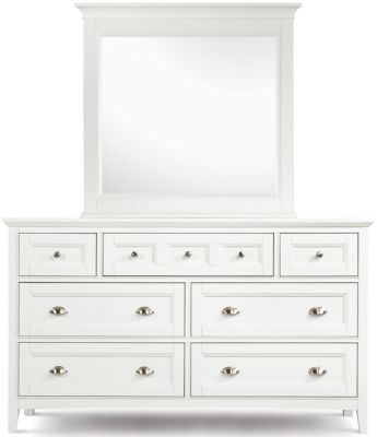Magnussen Kentwood Dresser with Mirror