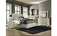 Magnussen Diamond 4-Piece Queen Bedroom Set