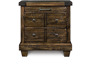 Magnussen Brenley 3-Drawer Nightstand