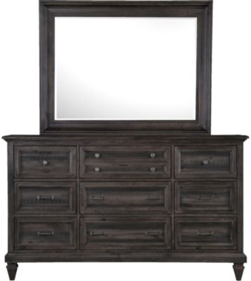 Magnussen Calistoga Dresser with Mirror