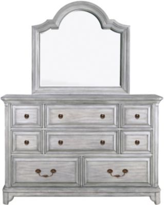 Magnussen Windsor Lane Dresser with Mirror