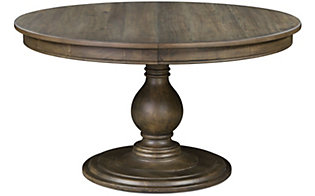 Magnussen Karlin Round Transitional Dining Table