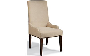 Magnussen Rothman Upholstered Dining Arm Chair