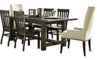 Magnussen Karlin 7-Piece Transitional Dining Set
