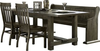 Magnussen Karlin 4-Piece Transitional Dining Set