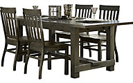 Magnussen Karlin 5-Piece Transitional Rectangular Dining Set