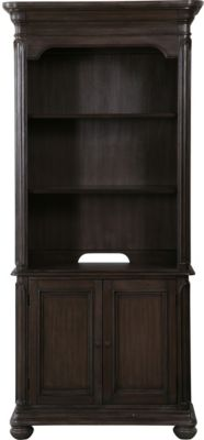 Magnussen Broughton Hall Wood Bookcase