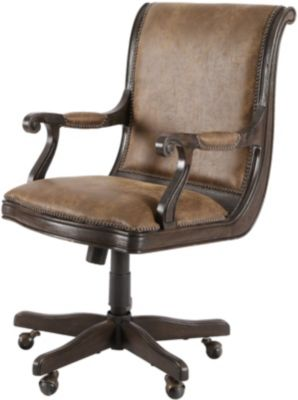 Magnussen Broughton Hall Upholstered Desk Chair