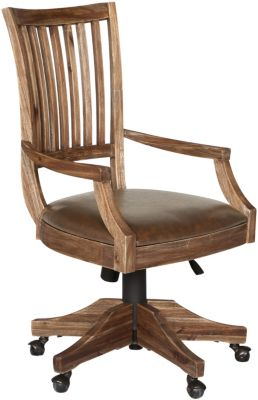 Magnussen Adler Wood Desk Chair