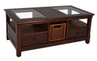Magnussen Storage Coffee Table