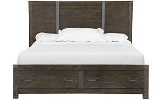 Magnussen Pine Hill King Storage Bed