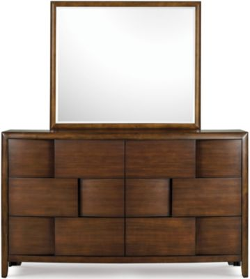 Magnussen Nova Dresser with Mirror