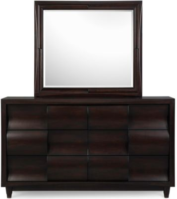 Magnussen Fuqua Dresser with Mirror