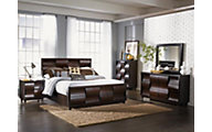 Magnussen Fuqua 4-Piece King Bedroom Set