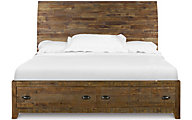 Magnussen River Road Queen Storage Bed