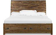 Magnussen River Road King Storage Bed