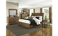 Magnussen River Road 4-Piece King Bedroom Set