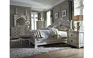 Magnussen Davenport 4-Piece Queen Sleigh Bedroom Set