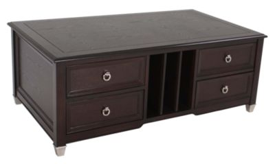 Magnussen Darien Lift-Top Coffee Table