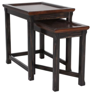 Magnussen Clanton Nesting End Tables