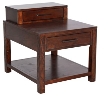Magnussen Cavelle End Table