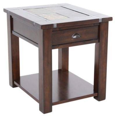 Magnussen Roanoake End Table