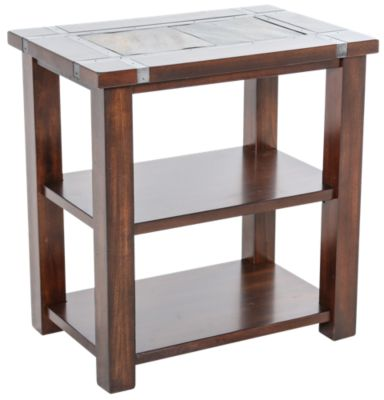 Magnussen Roanoake Chairside Table