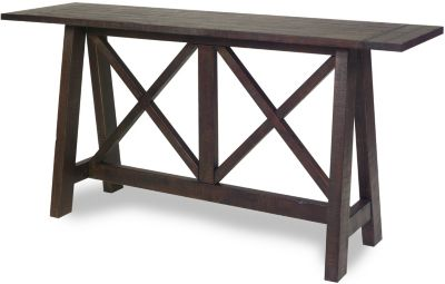 Progressive Vineyard Console Table