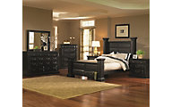 Progressive Torreon 4-Piece Queen Bedroom Set