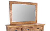 Progressive Willow Pine Mirror