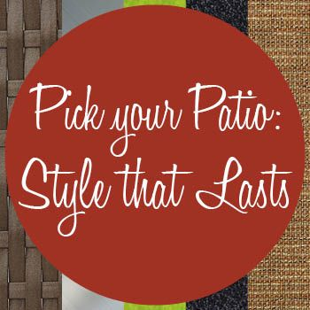 Pick Your Patio Infographic