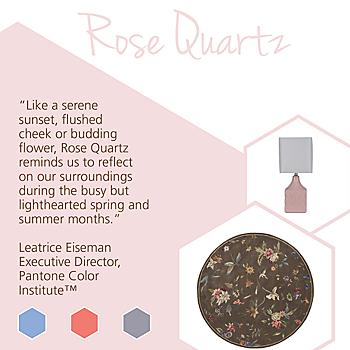 Pantone Color Series: Rose Quartz