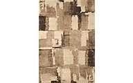 Sams International Granada Abstract Tan 5' x 8'