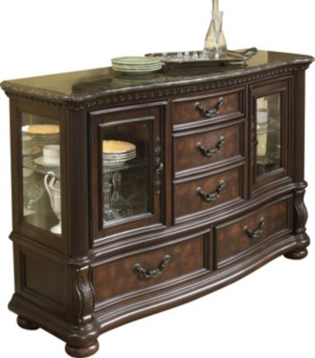 Samuel Lawrence San Marino Traditional Credenza