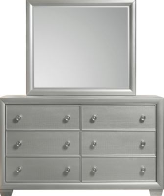 Samuel Lawrence Celestial Dresser with Mirror