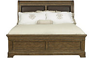 Samuel Lawrence American Attitude Queen Upholstered Sleigh Bed