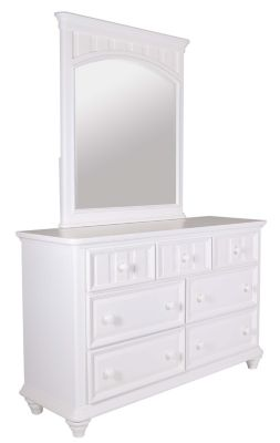 Samuel Lawrence Summertime Kids' Dresser with Mirror