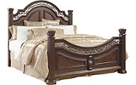 Samuel Lawrence San Marino California King Bed