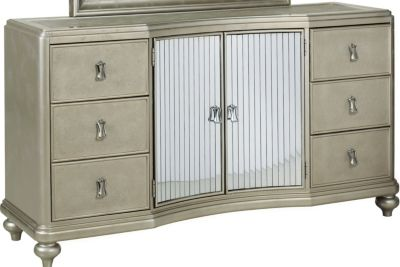 Samuel Lawrence Platinum Door Dresser