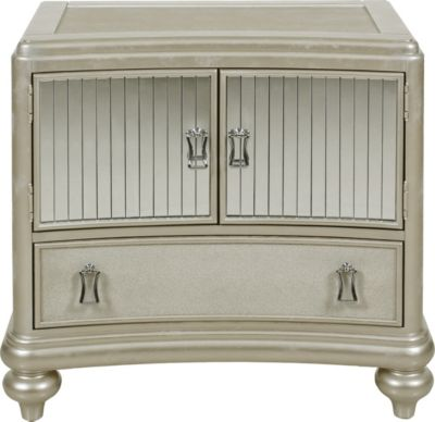 Samuel Lawrence Platinum Nightstand