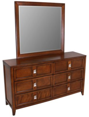 Samuel Lawrence Bayfield Dresser with Mirror