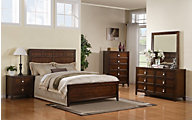 Samuel Lawrence Bayfield 4-Piece Queen Bedroom Set