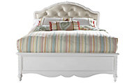 Samuel Lawrence SweetHeart Full Upholstered Bed