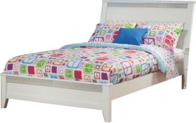 Sandberg Furniture Hailey Twin Bed