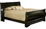 Sandberg Furniture Regency King Sleigh Bed