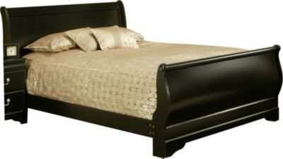 Sandberg Furniture Regency California King Sleigh Bed