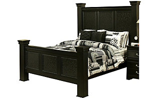 Sandberg Furniture Granada Queen Bed
