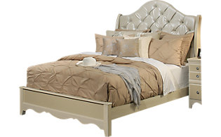 Sandberg Furniture Marilyn Queen Bed