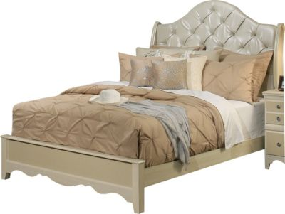 Sandberg Furniture Marilyn California King Bed